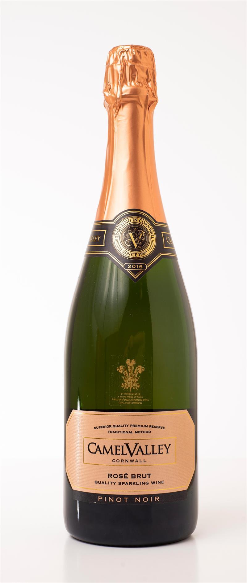 Camel Valley Pinot Noir Rosé Brut _70918