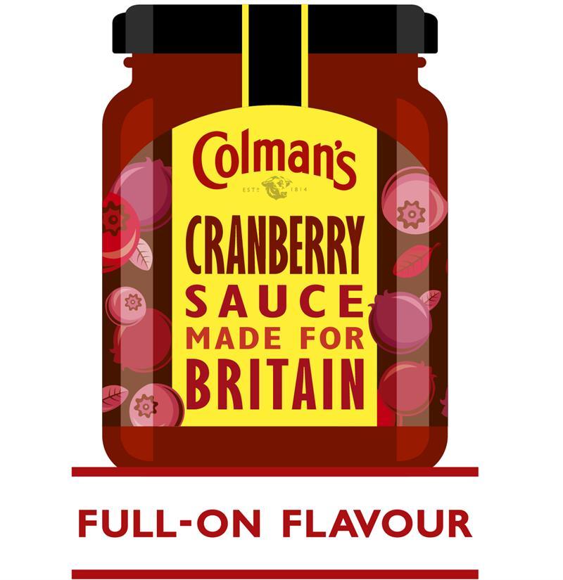 Colman's cranberry sauce_70363