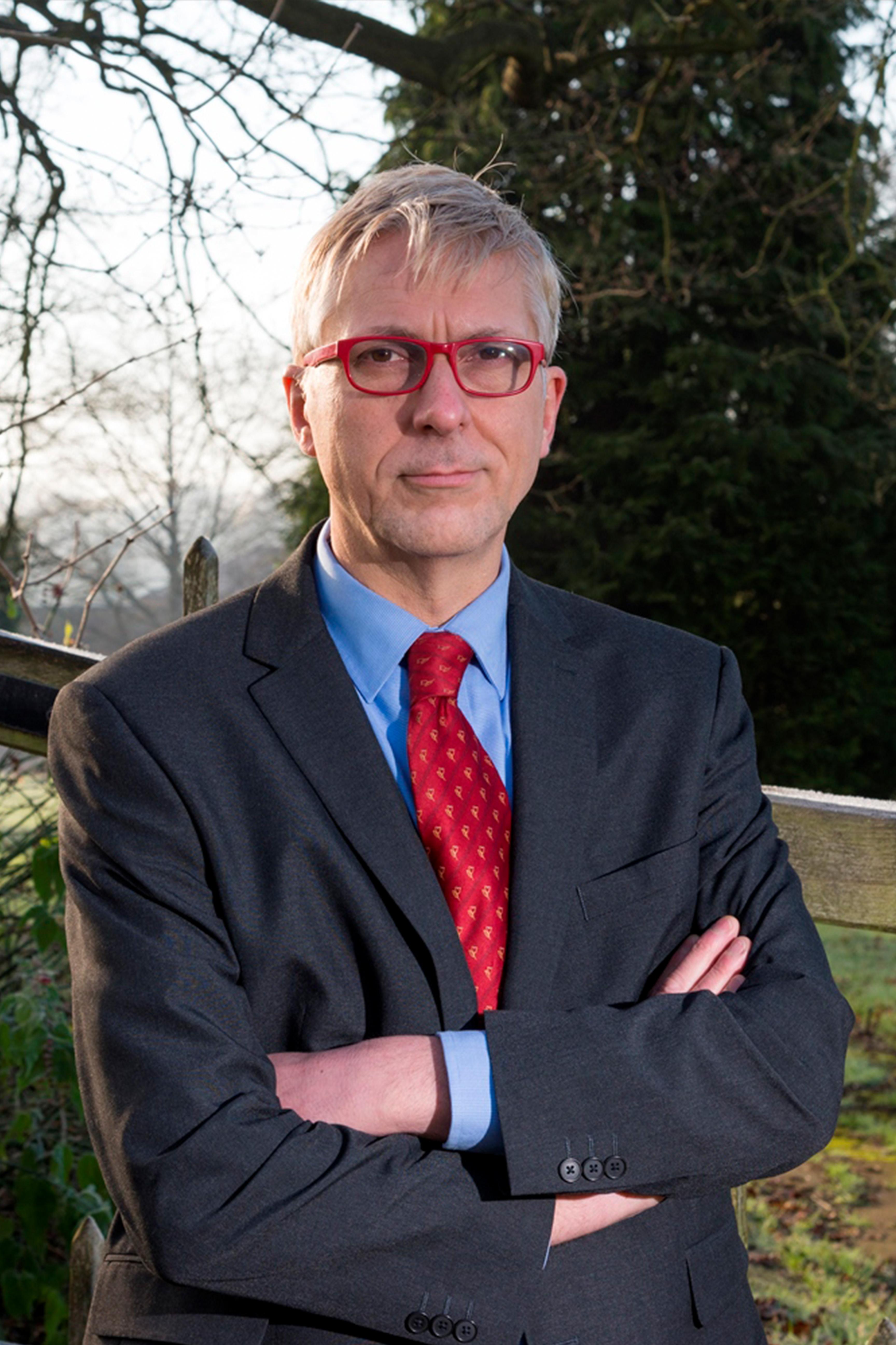 Dr Jonathan Scurlock