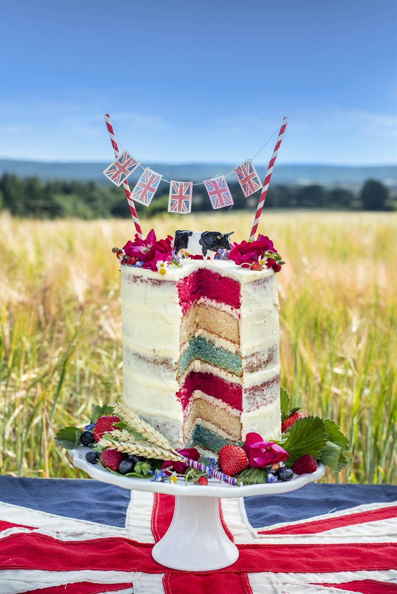 Miranda Gore Browne's Back British Farming cake_67847