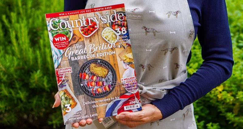 Countryside membership promotion with Sophie Allport_74287