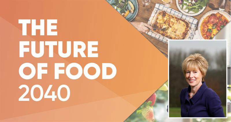 The Future of Food report and author Dr Andrea Graham_65154