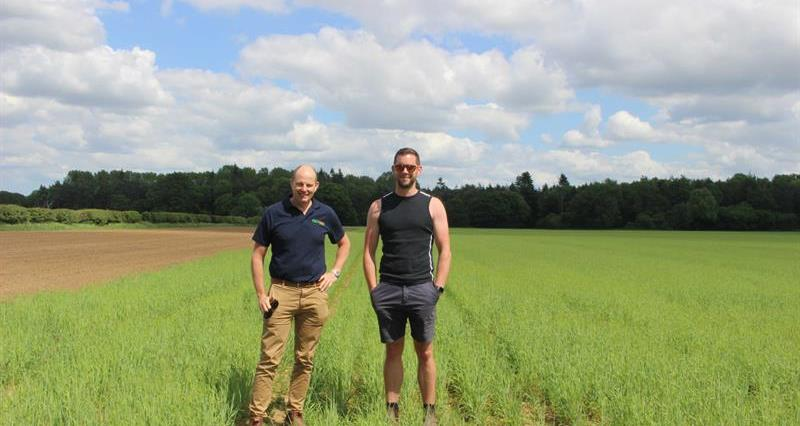 Andrew Burgess and Joe Rolfe, Produce World Ltd & RB Organic_71788