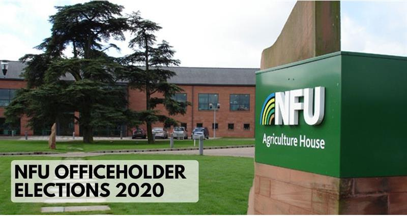 NFU Elections 2020 - meet the candidates