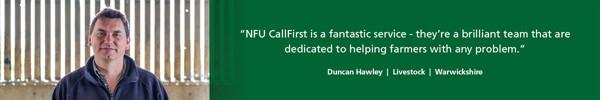 NFU CallFirst