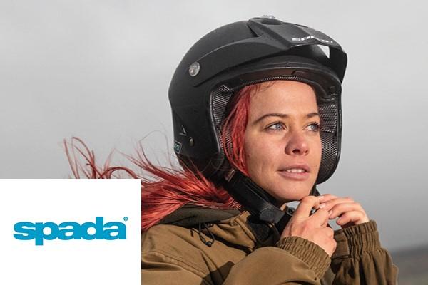 Spada ATV helmets and clothing