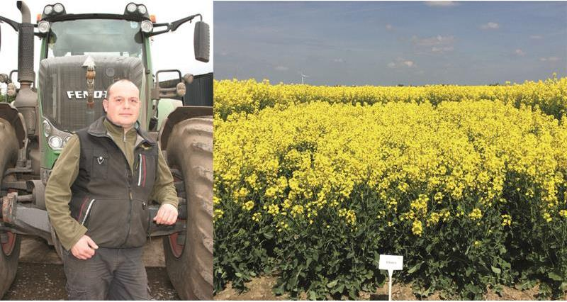 Importance of oilseed rape apparent at growers event in Poland