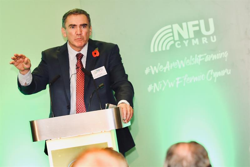 Aled Jones, NFU Cymru Deputy President_70625