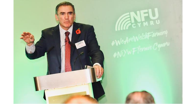 BLOG: NFU Cymru's Deputy President looks back on January