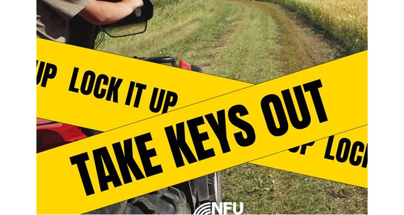 NFU Cymru meets with Dyfed Powys Police to discuss rural crime
