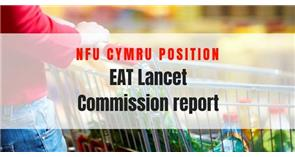 NFU Cymru responds to the EAT Lancet Commission report