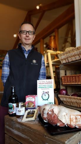 Rhug Farm Shop, NFU Cymru_37541