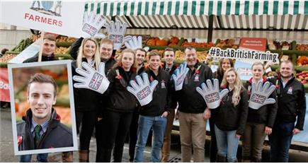 BLOG: Gethin Johnson's 'phenomenal' experience at the Lord Mayor's Show