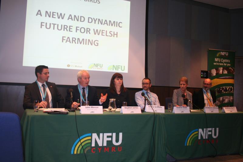 NFU Cymru early bird session NFU17_41374