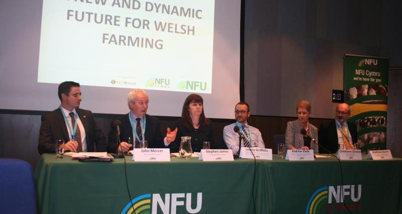NFU Cymru early bird session NFU17_41374