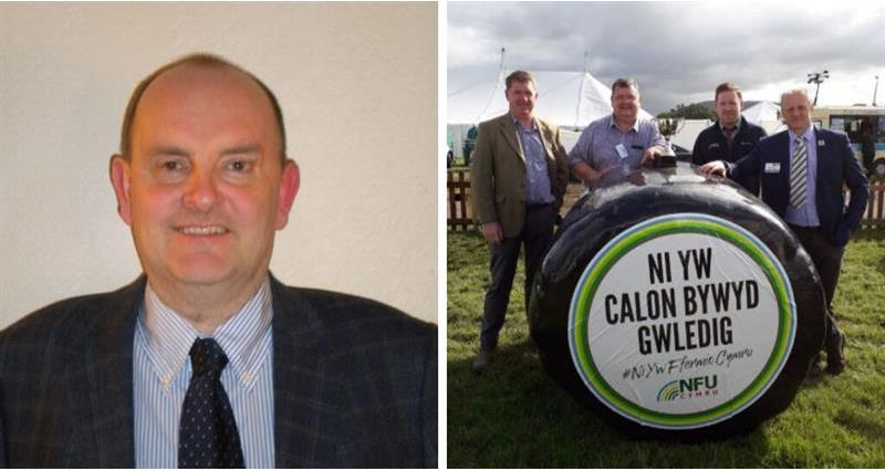 NFU Cymru launches Dafydd Jones Memorial Award at Denbigh and Flint Show