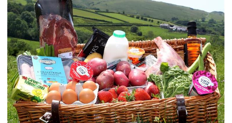 NFU Cymru has sought to clarify its position on the branding of Welsh food and drink exports
