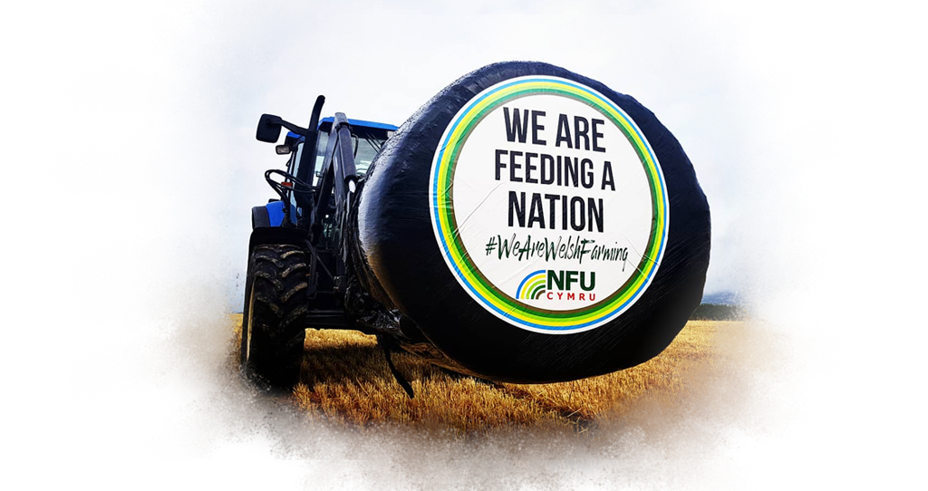 we are feeding a nation, bale sticker_66655