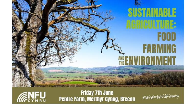 Conference to showcase irreplaceable role farmers play for the natural environment