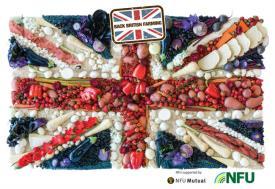 Great British Food Flag