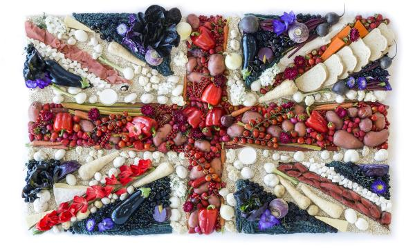 Great British Food Flag_37261