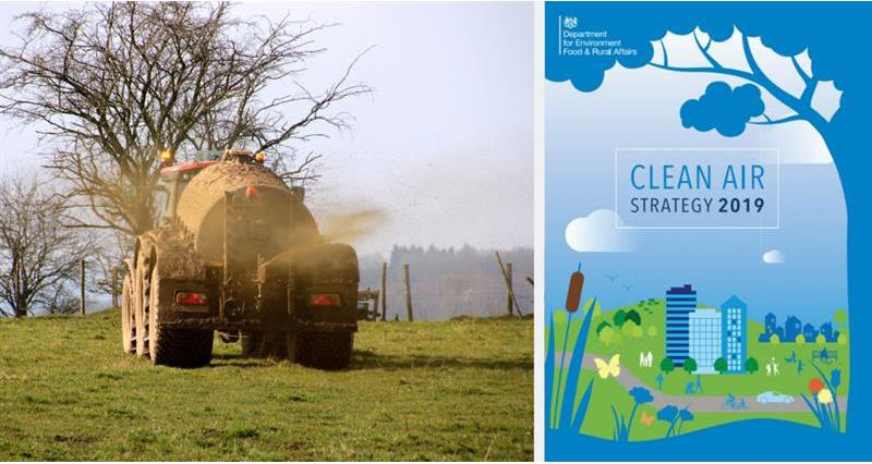 Clean Air Strategy launched - NFU analysis