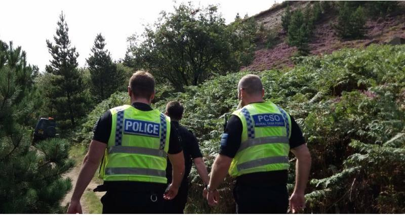 Rural crime responses