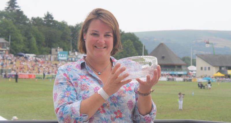 Search is on for Wales Woman Farmer of the Year 19