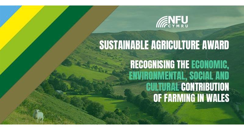 NFU Cymru Sustainable Agriculture Award_65796