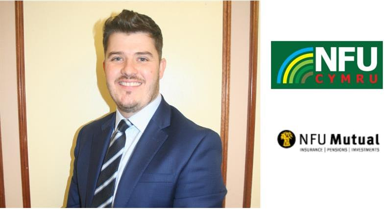 New Group Secretary at Swansea NFU Cymru office