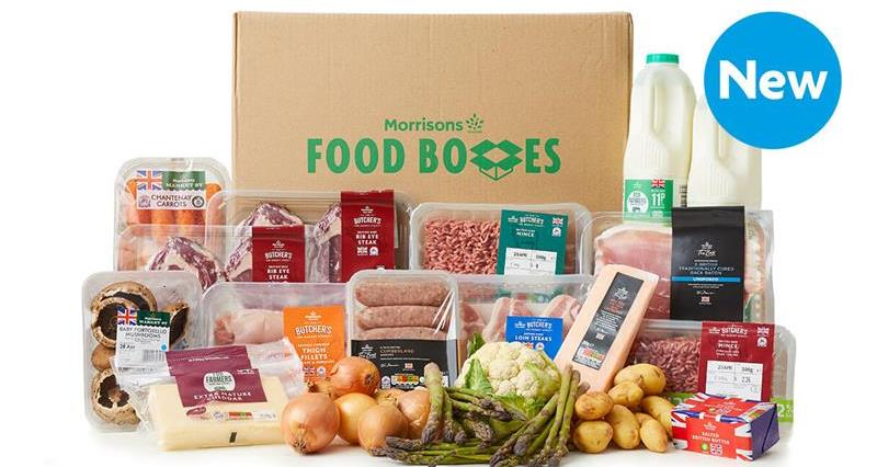 Morrison's British Farmer Foodbox_73485