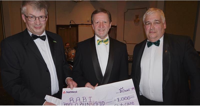 RABI Cheque Presentation_60986