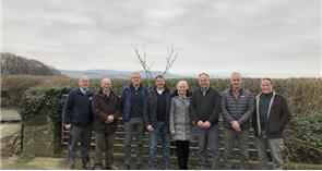 Ceredigion farmers raise Brexit concerns with local MP