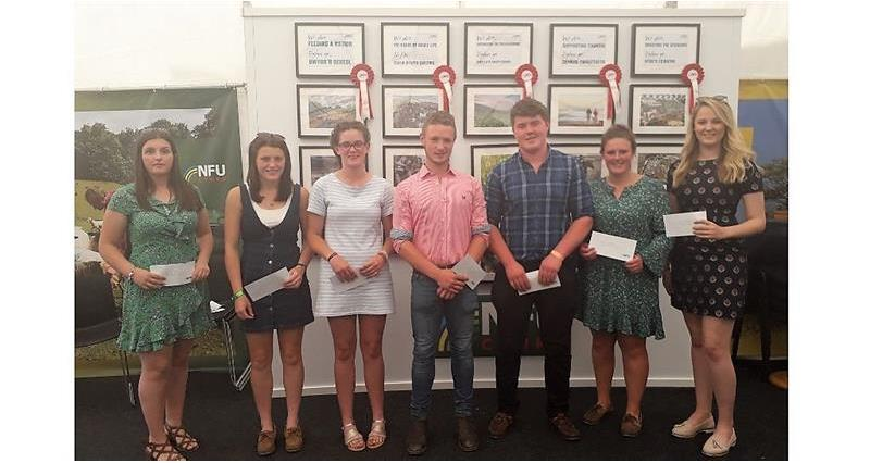 Seven young farmers will see the world thanks to travel scholarship