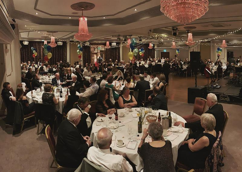 NFU Cymru Carmarthenshire Centenary dinner_60982