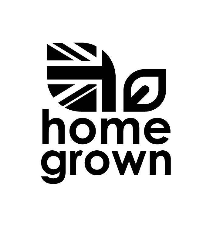 Home Grown - black and white