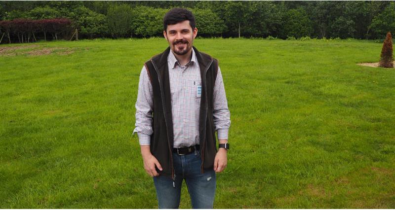 Jonathan Baxter Karl Hodgson, 2019-20 Poultry Industry Programme participant_68236