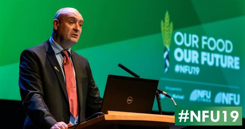 nfu cymru president john davies nfu19 welsh farming workshop session_61160