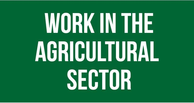 work in the agricultural sector graphic_52602