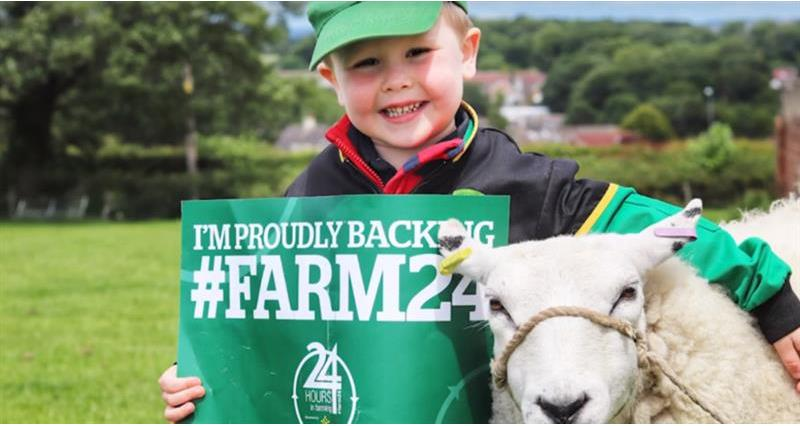24 Hours in Farming - get involved!