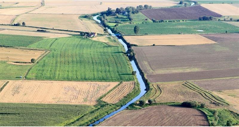 Ensure suitable drainage