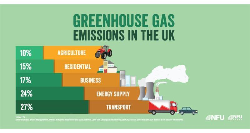 Greenhouse gas emissions infographic_61463
