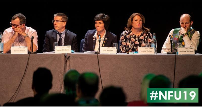 NFU19 workshop panel Future proofing your farming business through people_61147