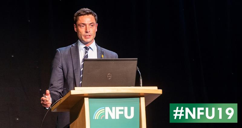 Andrew  Francis, Chief Economics Adviser NFU19 workshop Future proofing your farming business through people_61145