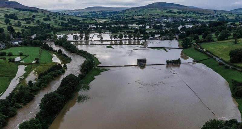 NFU responds to Defra call for flood evidence