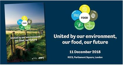 NFU report: United by our environment, our food, our future