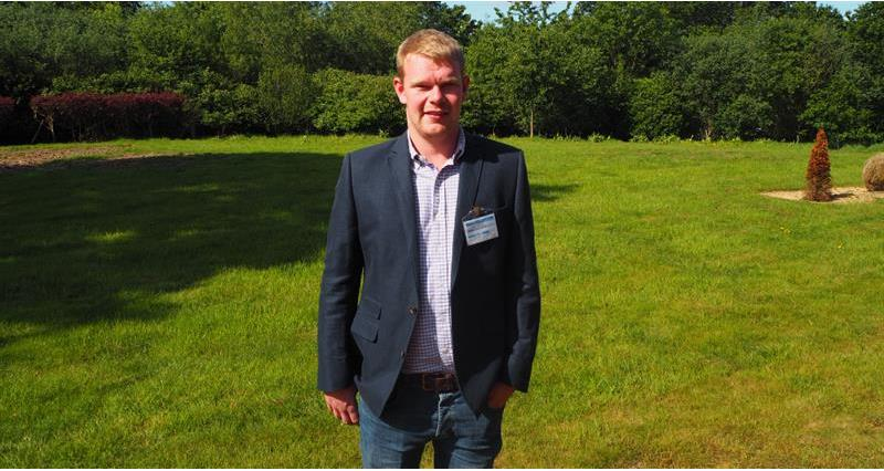 George Powell, 2019-20 Poultry Industry Programme participant_68233