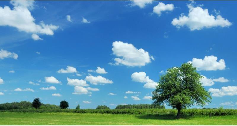 white clouds in blue sky web dimensions_57944