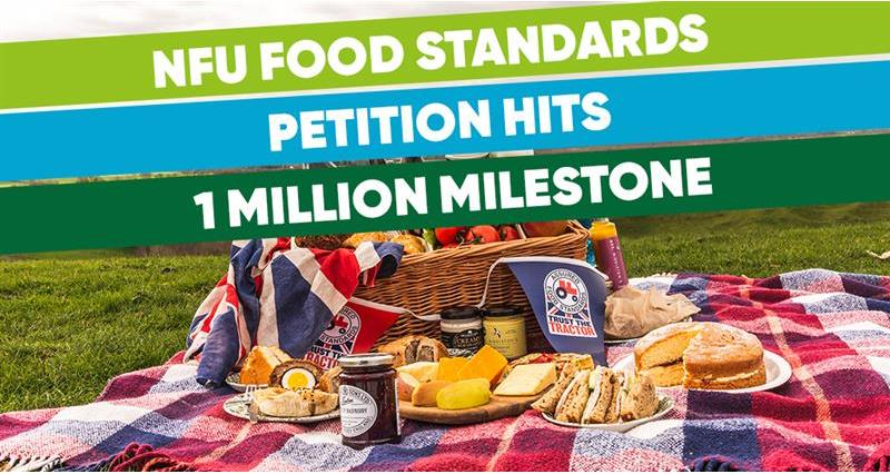 NFU food standards petition hits 1 million header image_73795