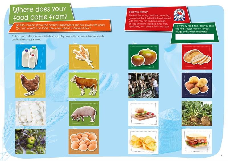 Fun and activity booklet activities_72855